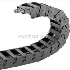 Plastic Drag Chain TLZ35.5 TLZ35.75 TLZ35.100 For Protect Electric Cable